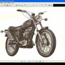 TRIUMPH TRAILBLAZER BLAZER SS T25s T25T OVERHAUL MANUAL