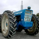 COUNTY SUPER 4 654 754 TRACTOR OPERATION SERVICE MANUAL