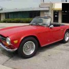 TRIUMPH TR6 SERVICE WORKSHOP and PARTS MANUALs over 550 pgs w/ Competition info