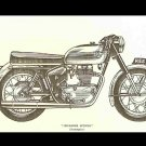 ROYAL ENFIELD CLIPPER BULLET CRUSADER MOTORCYCLE MANUAL