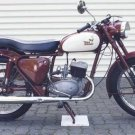 BSA BANTAM D1 D3 D5 D7 D14 SERVICE REPAIR & AD MANUAL s