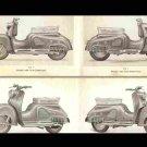 ZUNDAPP R155 R201 MOTORCYCLE OWNERS MAINTENANCE MANUAL