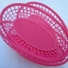 Burger Trays - PINK