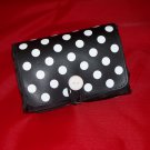 Tote Bag - Black and White Polka Dots
