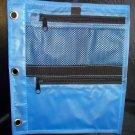 Zipper Pouch - 2-Sided Pocket Organizer