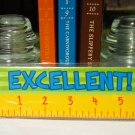 """Excellent!""  Bookmarks"