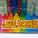 """Awesome!""  Bookmarks"