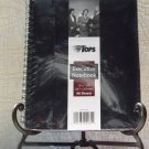 Spiral Notebook - BLACK (Tops Brand)