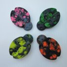 Custom-Made Crayons!  Set of 3 Ladybugs