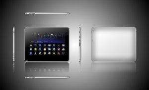 "9.7"" RK3066 Dual Core Android 4.0.4  Tablet PC"