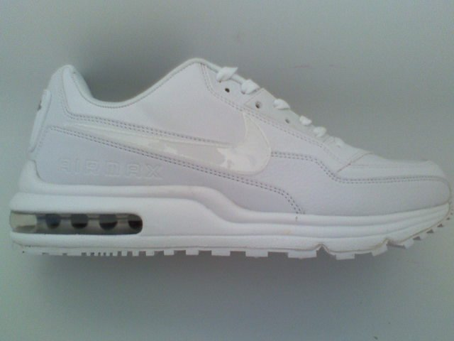 NIKE AIR MAX LTD WHITE