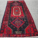 4'3 x 9'6 Signed Fine Kelardasht Tribal Antique Perisan Oriental Area Rug Runner