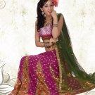 Partywear Viscose Net Embroidery Lehenga Choli With Blouse - GW Divyanshi N