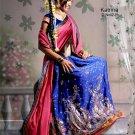 Partywear Crepe Exclusive Embroidery Lehenga Choli With Blouse - GW Katrina02E N