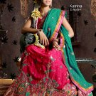 Partywear Crepe Exclusive Embroidery Lehenga Choli With Blouse - GW Katrina03F N