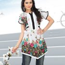 Indian Bollywood Cotton Partywear Kurti Kurta Tops - X 1002B