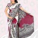 Sari Saree Premium Georgette Printed Designer Sarees With Blouse - X 2465d N