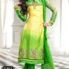 Traditional Indian Pakistani Salwar Kameez Shalwar Ultra Wedding Suit- MJ 903A N