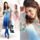 Shalwar Salwar Kameez Indian Bollywood Designer Embroidered Fancy - X 2002b