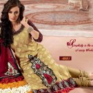 Silk Designer Embroidery Shalwar Salwar Kameez With Dupatta - CS 6001 N