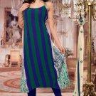 Faux Georgette Designer Embroidery Shalwar Salwar Kameez With Dupatta- CS 6005 N