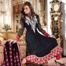 Silk Designer Embroidery Shalwar Salwar Kameez With Dupatta - CS 6010 N