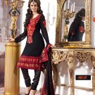 Faux Georgette Designer Embroidery Shalwar Salwar Kameez With Dupatta- CS 6013 N