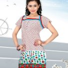 Indian Bollywood Cotton Partywear Kurti Kurta Tops - X 1006A