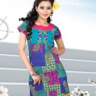 Indian Bollywood Cotton Partywear Kurti Kurta Tops - X 1003A