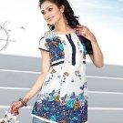 Indian Bollywood Cotton Partywear Kurti Kurta Tops - X 1002A