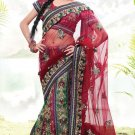 Bridal Net Georgeous Embroidered Lehenga Sari With Blouse - X 1014 N
