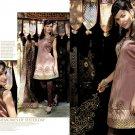 Cotton Banarsi Partywear Designer Shalwar & Salwar Kameez With Dupatta- X 2636 N