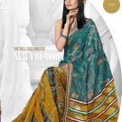 Partywear Brasso Embroidered Sari With Unstitch Blouse - TS 30010 N
