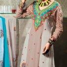 Georgette & Chiffon Partywear Embroidered Shalwar & Salwar Kameez - X 3432 N
