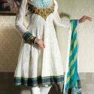 Georgette & Chiffon Partywear Embroidered Shalwar & Salwar Kameez - X 3448 N