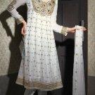 Georgette & Chiffon Partywear Embroidered Shalwar & Salwar Kameez - X 3434 N