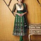 Viscose Partywear Embroidered Shalwar & Salwar Kameez With Dupatta - X 7191A N