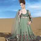 Viscose Partywear Embroidered Shalwar & Salwar Kameez With Dupatta - X 7197B N