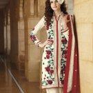 Viscose Partywear Embroidered Shalwar & Salwar Kameez With Dupatta - X 7189A N