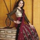 Viscose Partywear Embroidered Shalwar & Salwar Kameez With Dupatta - X 7191B N