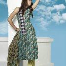 Soft Cotton Designer Printed Shalwar & Salwar Kameez With Dupatta - X 8084a N