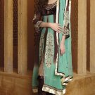 Viscose Partywear Embroidered Shalwar & Salwar Kameez With Dupatta - X 7190B N