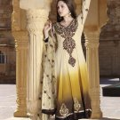 Viscose Partywear Embroidered Shalwar & Salwar Kameez With Dupatta - X 7193B N