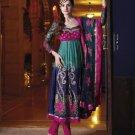 Jaquard Partywear Embroidered Shalwar & Salwar Kameez With Dupatta - X 7185A N