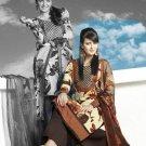 Soft Cotton Designer Printed Shalwar & Salwar Kameez With Dupatta - X 8078c N