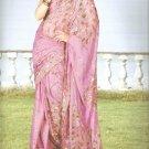 Indian Bollywood Printed Designer Partywear Casual Saree Sari - X 225
