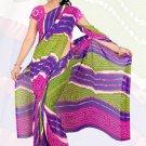 Sari Saree Premium Georgette Printed Designer Sarees With Blouse - X 2641b N