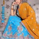 Partywear Crepe Exclusive Embroidery Lehenga Choli With Blouse - GW Katrina01C N