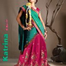 Partywear Crepe Exclusive Embroidery Lehenga Choli With Blouse - GW Katrina01F N