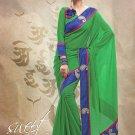 Chiffon Wedding Designer Saris Sarees With Untitch Blouse - ANK - 2020 N
